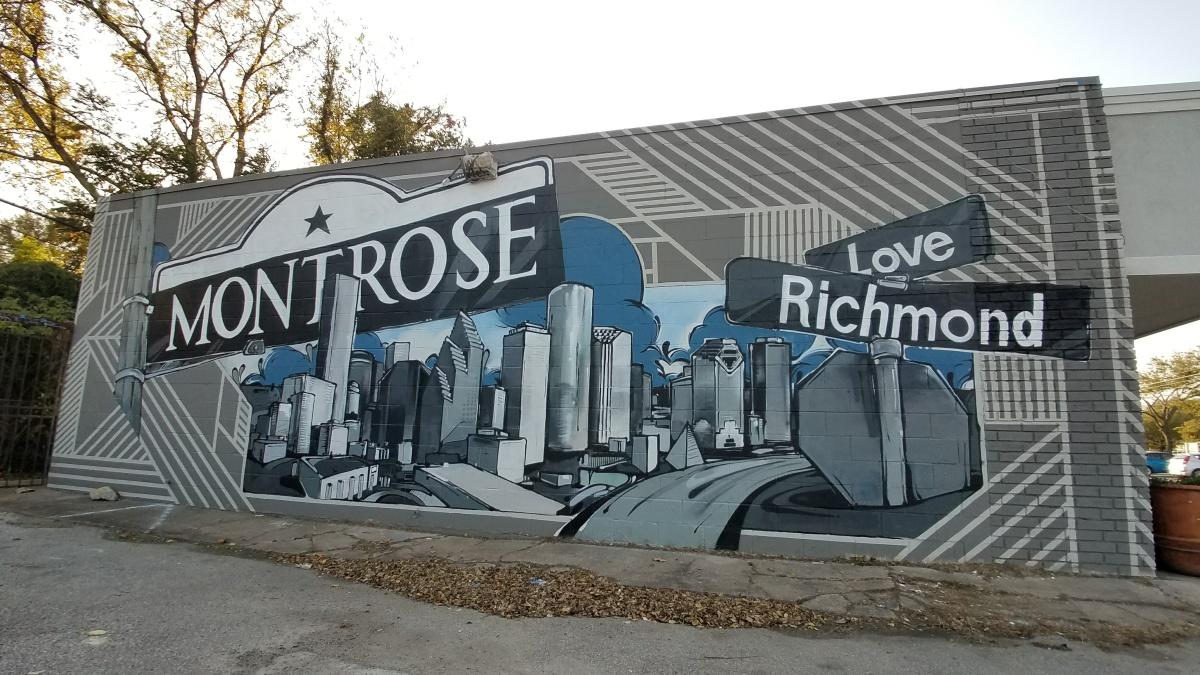 Richmond Ave.